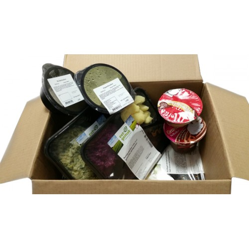 Proefbox vegetarisch B